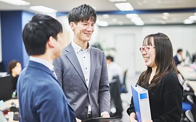 クライアントだけでなく一緒に働く仲間を大切にすること